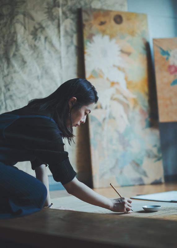 美術学科日本画専攻